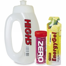 Run Bottle Zero 10 Hydration & Energy Gel Citrus