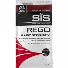 Rego Rapid Recovery 50g Chocolate