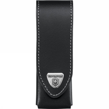 3-Layer Leather Belt Pouch