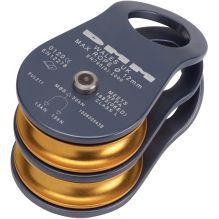 Single Attachment Dual Sheave Pulley