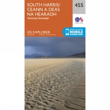 Explorer Map 455 South Harris