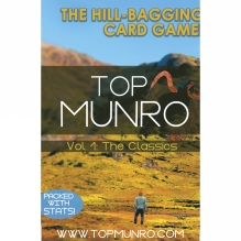 Top Munro Card Game - Vol 1: The Classics