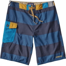 Mens Patch Pocket Wavefarer Board Shorts- 20
