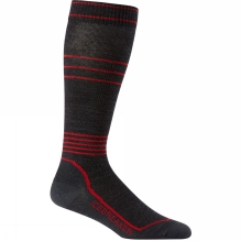 Mens Ski+ Ultralight Compression Over The Calf Sock