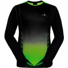 Mens Advance Long Sleeve Crew