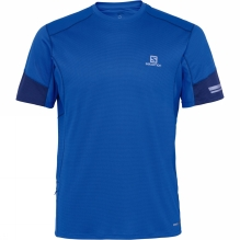 Mens Agile Short Sleeve Tee