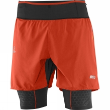 Mens S-Lab Exo Twinskin Shorts