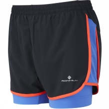 Womens Aspiration Twin Shorts