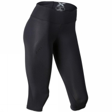Womens Mid-Rise Compression 3/4 Tights