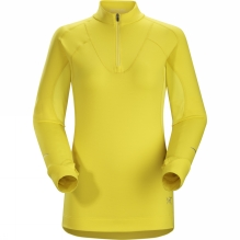 Womens Cyclic Zip Neck