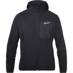 Mens Deception Hooded Full Zip Fleece