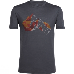 Mens Spector Short Sleeve Crewe