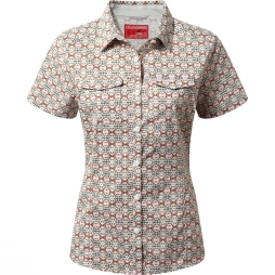 Womens NosiLife Adventure Short Sleeve Shirt