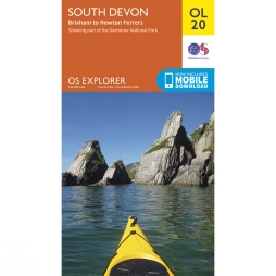 Explorer Map OL20 South Devon