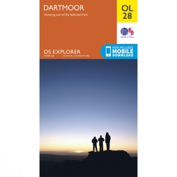 Explorer Map OL28 Dartmoor