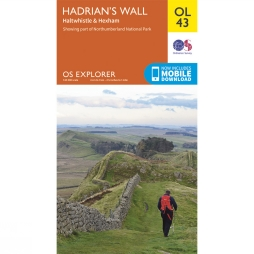 Explorer Map OL43 Hadrian's Wall