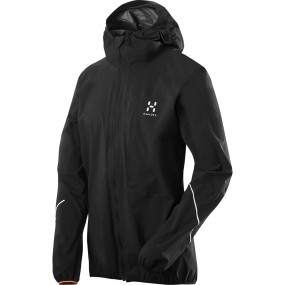 Haglofs Haglofs Mens L.I.M Proof Jacket True Black