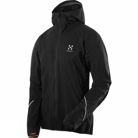 Haglofs Haglofs Mens L.I.M Flex Hood True Black