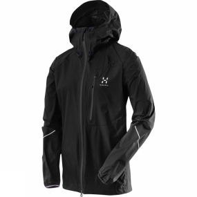 Haglofs Haglofs Mens L.I.M III Jacket True Black