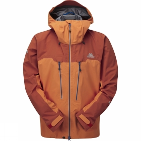 Mountain Equipment A serious, stripped back shell that shines on the most difficult modern lines. The combination of GORE-TEX� Pro 80D fabric, Alpine fit and our proven Super Alpine Hood make this one of the finest and most robust climbing jackets available.