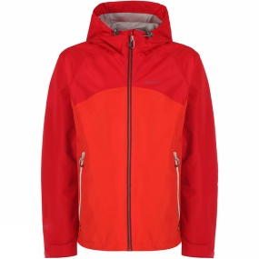 Craghoppers Craghoppers Mens Reaction Lite II Jacket Dynamite Red /Chilli