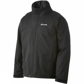 Berghaus Berghaus Mens RG Alpha 3-in-1 Jacket Black