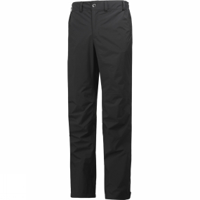 Helly Hansen Helly Hansen Mens Packable Pant Black