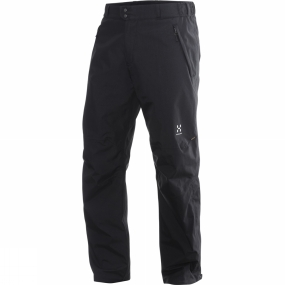 Haglofs Haglofs Mens Vandra II Pants True Black