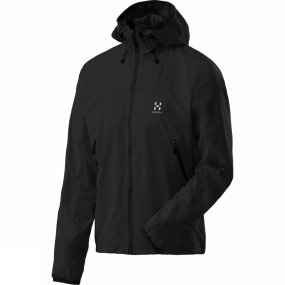 Haglofs Haglofs Mens Boa Hood True Black