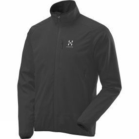 Haglofs Haglofs Mens Mistral Jacket True Black