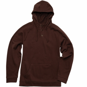 United By Blue United By Blue Mens Auckland Pullover Hoodie Brown