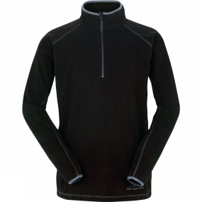 Blue Mountain Mens Micro Fleece