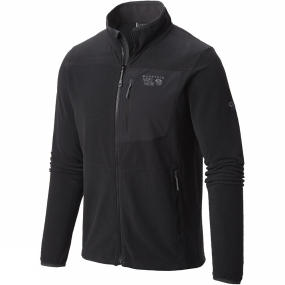 Mountain Hardwear Mountain Hardwear Mens Strecker Lite Jacket Black