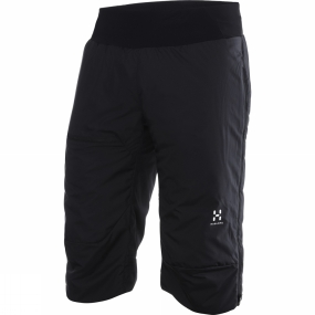 Haglofs Haglofs Mens Barrier III Knee Pants True Black