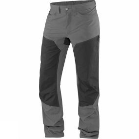 Haglofs Haglofs Mens Mid II Flex Pants Magnetite / True Black