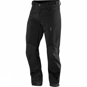 Haglofs Haglofs Mens Rugged II Mountain Pants True Black Solid