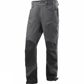 Haglofs Haglofs Mens Rugged II Mountain Pants Magnetite/True Black
