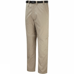 Craghoppers Craghoppers Mens Kiwi Zip-Off Trousers Beach