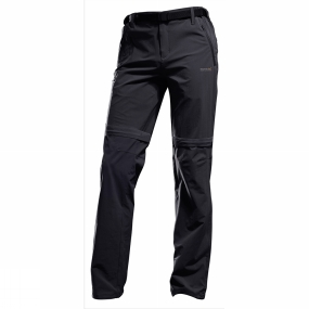 Regatta Mens Xert Stretch Zip Off Trousers