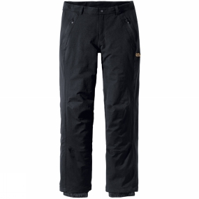 Jack Wolfskin Jack Wolfskin Mens Activate Winter Pants Black