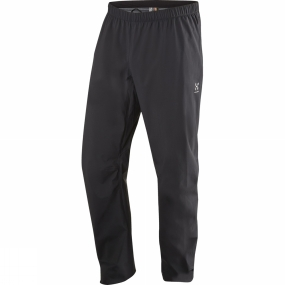 Haglofs Mens L.I.M Proof Pants True Black Haglofs Mens L.I.M Proof Pants True Black by Haglofs