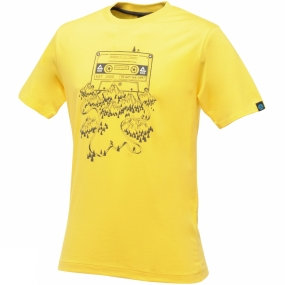 Dare 2 b Mens Frequency Tee Bright Yellow
