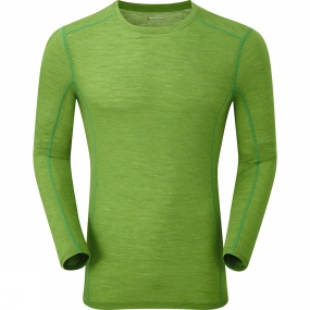 Mens Primino 140 Long Sleeve Crew