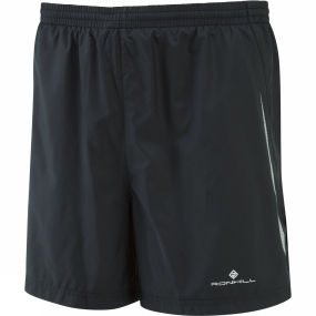 Ronhill Ronhill Mens Advance 5in Shorts All Black