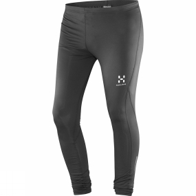 Haglofs Haglofs Mens Actives Merino II Long Johns True Black