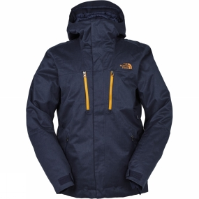 The North Face The North Face Mens Contrin Jacket Cosmic Blue