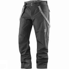 Haglofs Haglofs Mens Line Insulated Pants True Black