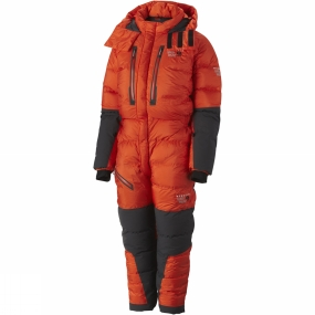 Mountain Hardwear Mountain Hardwear Mens Absolute Zero Suit State Orange