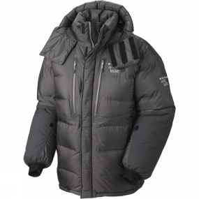 Mountain Hardwear Mountain Hardwear Men's Absolute Zero Parka Shark / Black