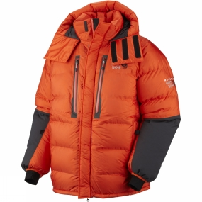 Mountain Hardwear Mountain Hardwear Men's Absolute Zero Parka State Orange / Black
